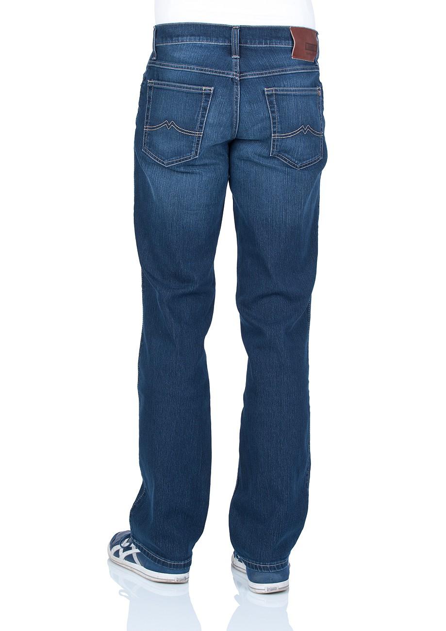 mustang herren jeans tramper 111 5126 532 slim fit vintage. Black Bedroom Furniture Sets. Home Design Ideas
