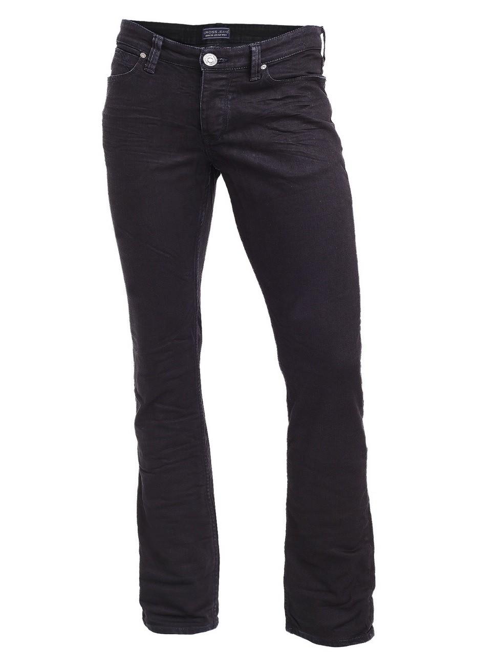 cross herren jeans dylan regular fit black crincle kaufen jeans direct de. Black Bedroom Furniture Sets. Home Design Ideas