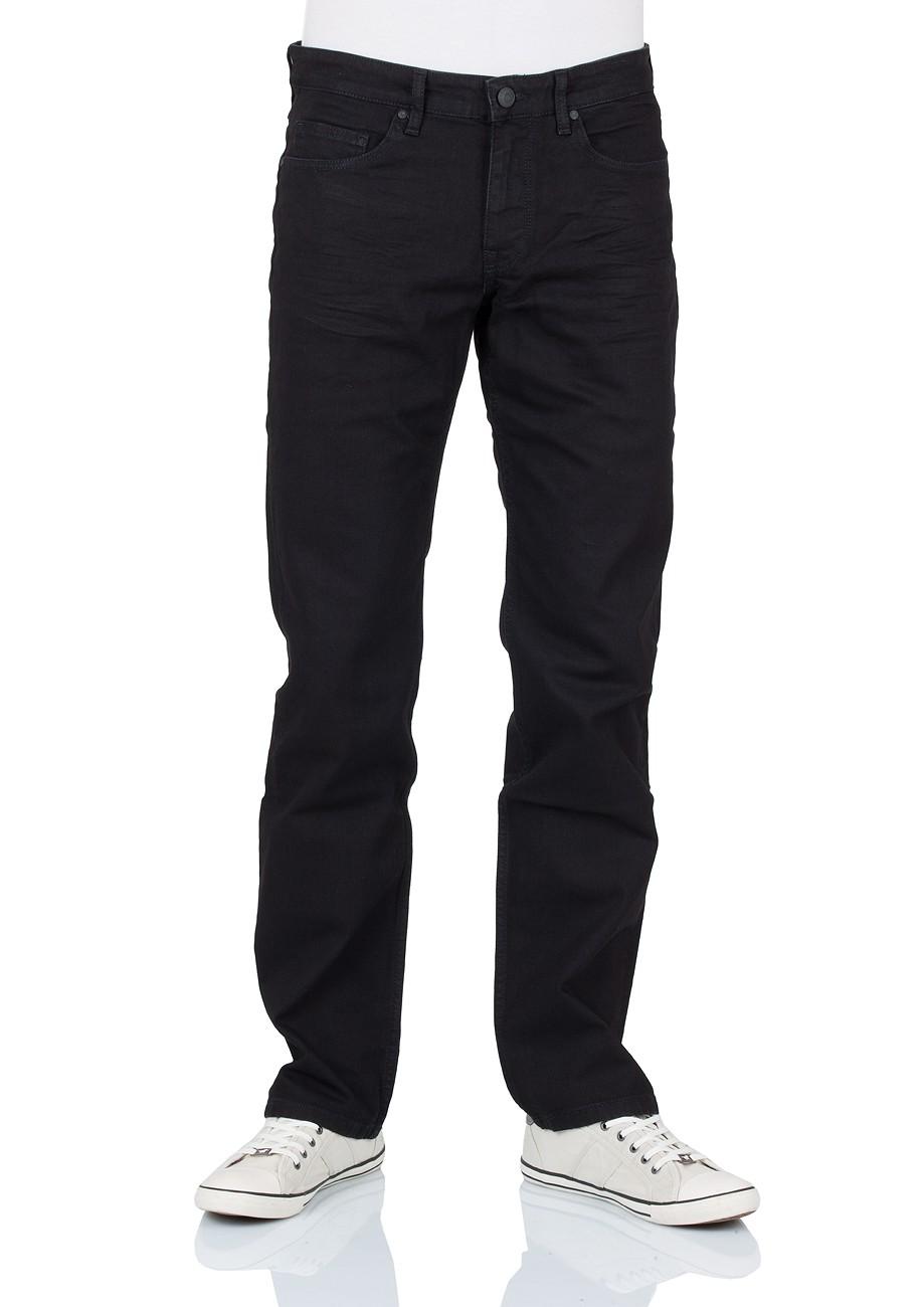 cross herren jeans antonio relax fit black kaufen jeans direct de. Black Bedroom Furniture Sets. Home Design Ideas