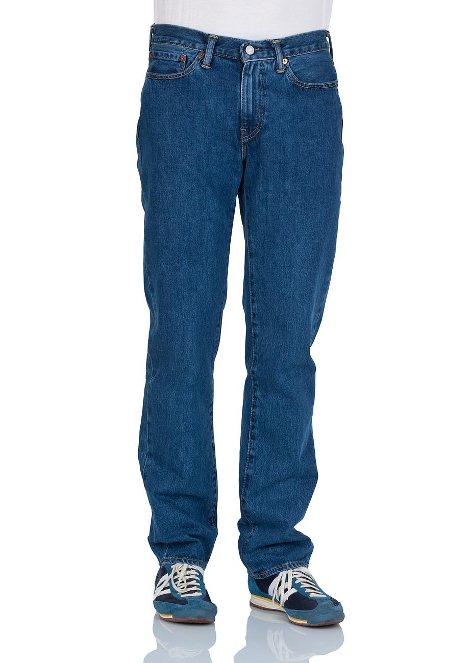 levi 39 s herren jeans 514 0737 slim straight stonewash. Black Bedroom Furniture Sets. Home Design Ideas