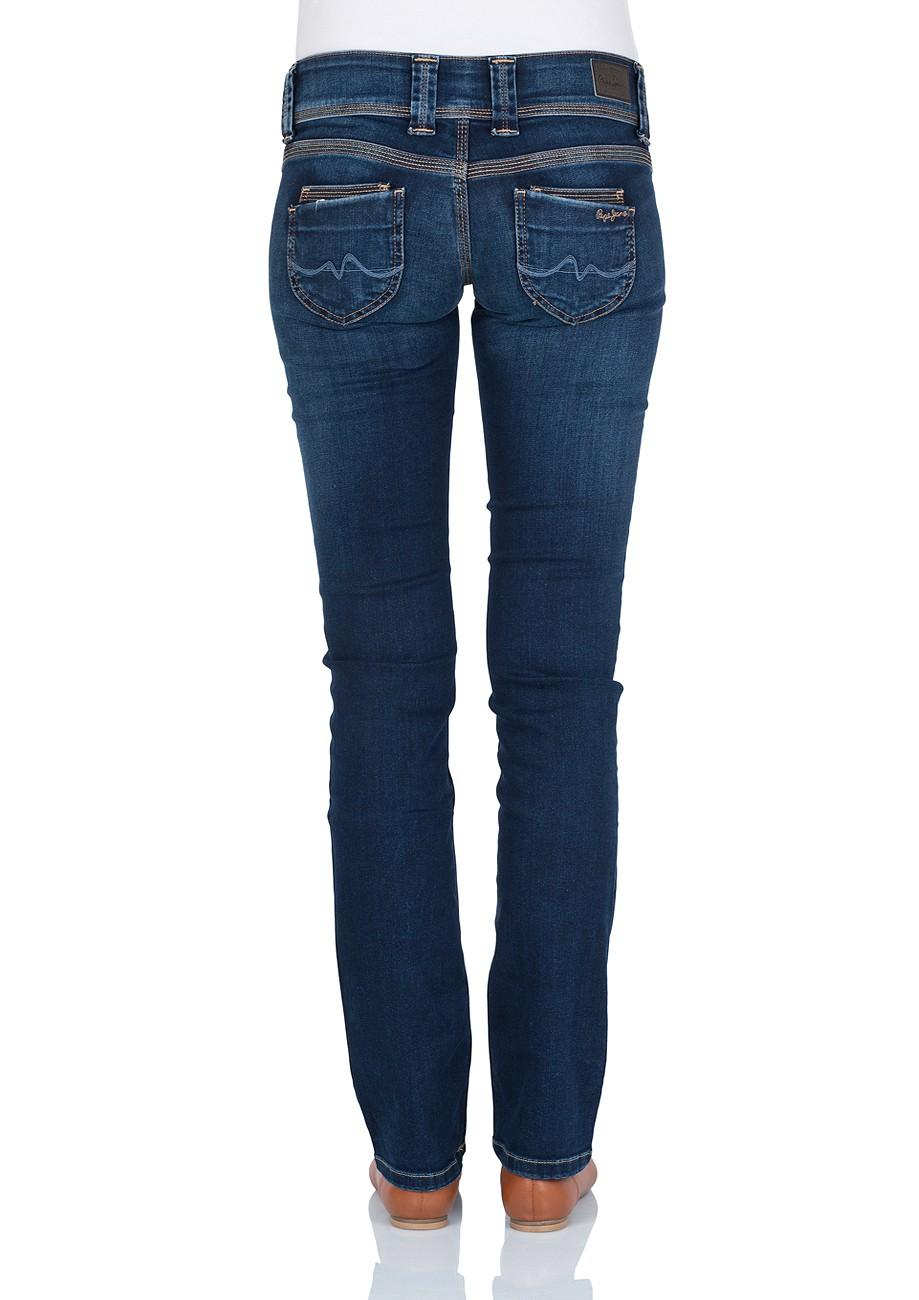pepe jeans damen jeans pl200029h06 venus regular fit ebay. Black Bedroom Furniture Sets. Home Design Ideas
