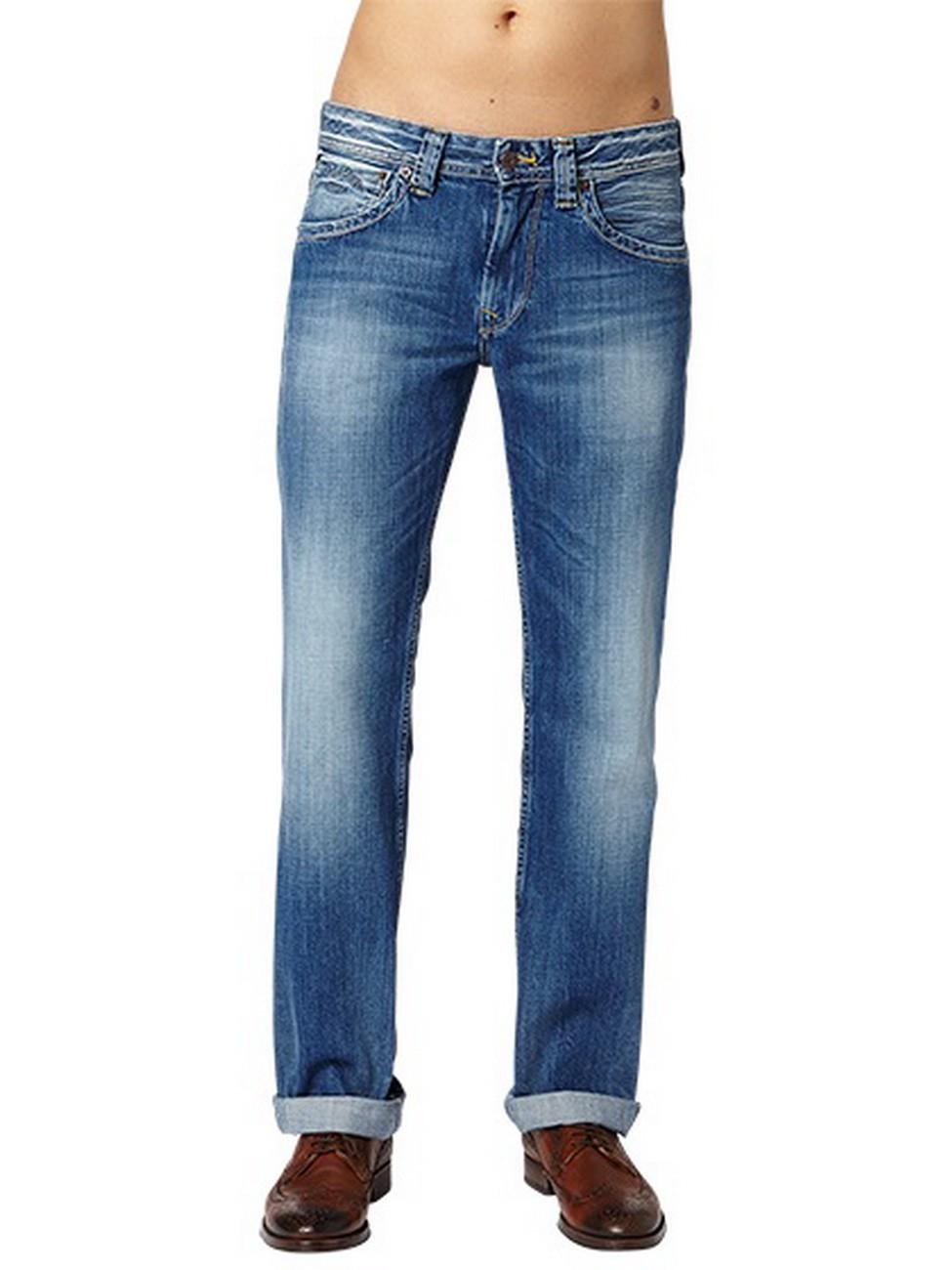 pepe jeans herren jeans kingston zip regular fit sanfore twist kaufen jeans direct de. Black Bedroom Furniture Sets. Home Design Ideas