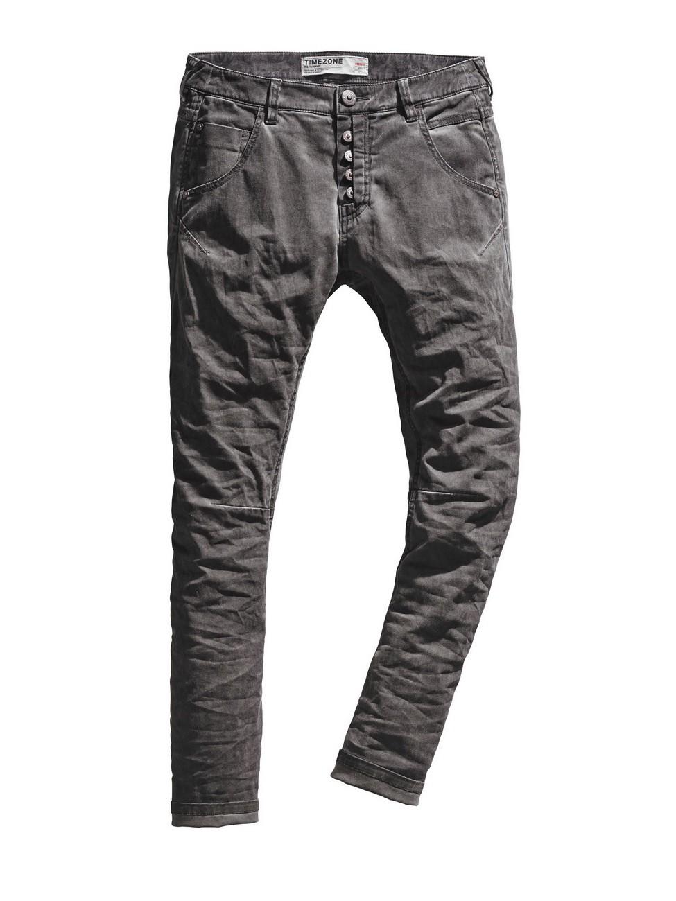 timezone damen hose rivatz slim fit warm brown kaufen jeans direct de. Black Bedroom Furniture Sets. Home Design Ideas