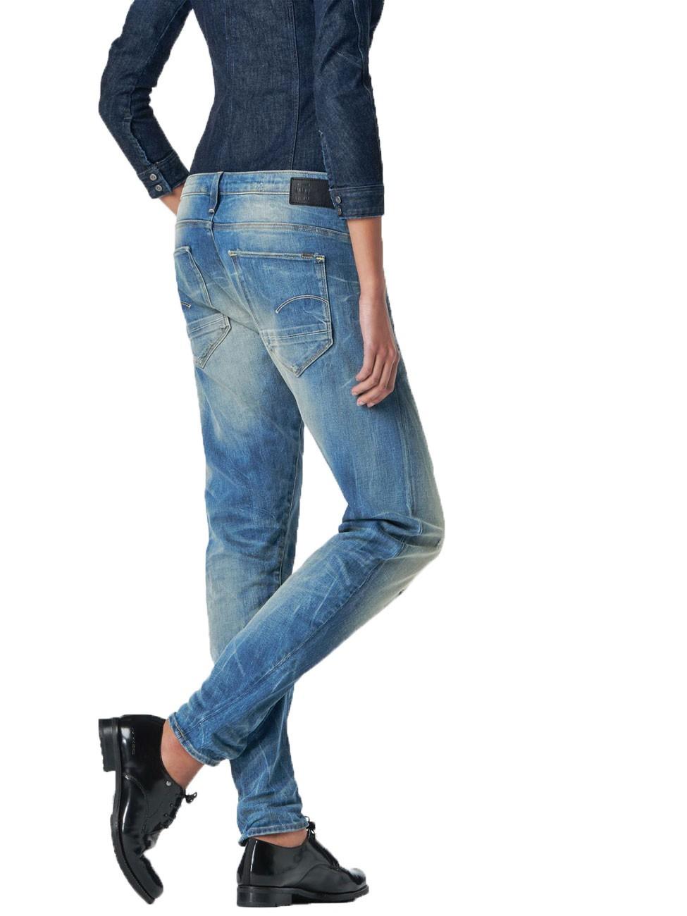 g star damen jeans arc 3d low boyfriend it aged kaufen. Black Bedroom Furniture Sets. Home Design Ideas
