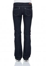 cross damen jeans laura bootcut rinsed kaufen jeans. Black Bedroom Furniture Sets. Home Design Ideas
