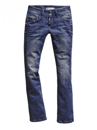 timezone damen jeans gretatz slim fit bootcut middle. Black Bedroom Furniture Sets. Home Design Ideas