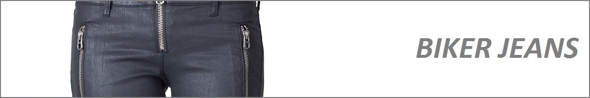 biker jeans f r damen kaufen jeans direct de. Black Bedroom Furniture Sets. Home Design Ideas
