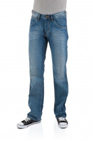 Wrangler Herren Jeans Ace Regular Fit longhorn