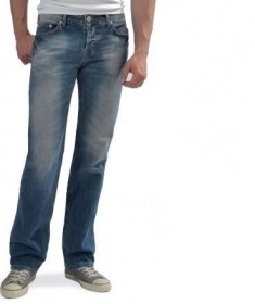 LTB Herren Jeans Paul - Straight Fit - Powder Aged