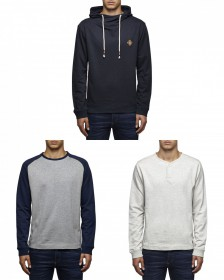 Jack & Jones Herren Sweater Mott