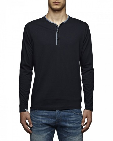 Jack & Jones Herren Langarmshirt Phil