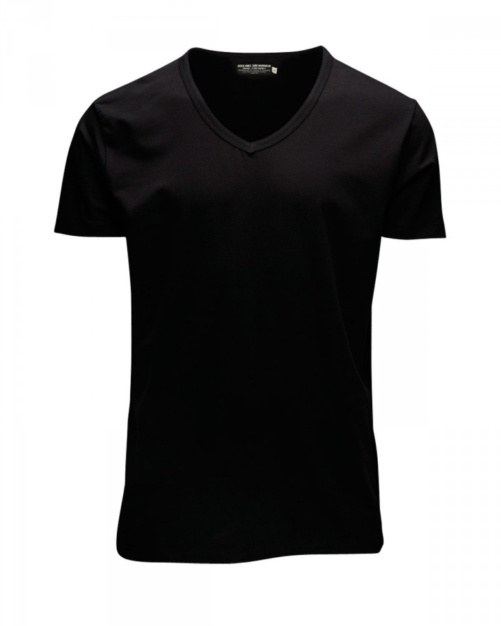 jack jones herren v neck t shirt basic kaufen jeans. Black Bedroom Furniture Sets. Home Design Ideas