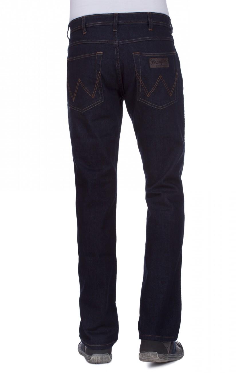 wrangler herren jeans arizona stretch straight fit rinsewash kaufen jeans direct de. Black Bedroom Furniture Sets. Home Design Ideas