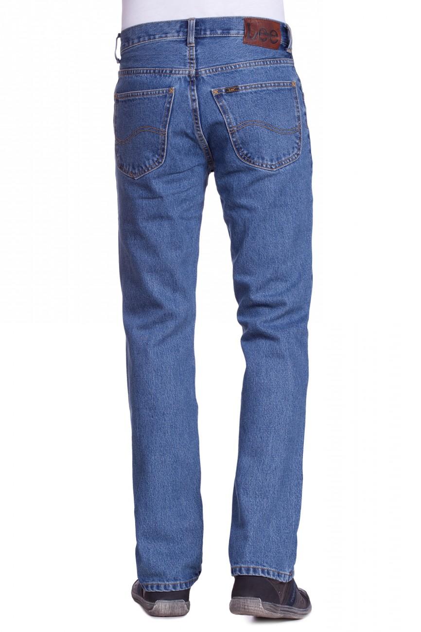 lee herren jeans ranger slim fit dark stonewash kaufen. Black Bedroom Furniture Sets. Home Design Ideas