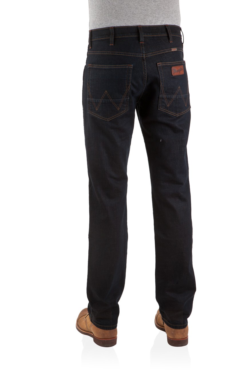 22844 wrangler herren jeans arizona jeans straight fit. Black Bedroom Furniture Sets. Home Design Ideas