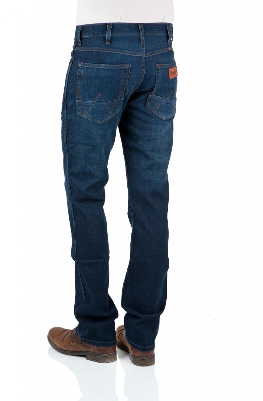 wrangler herren jeans arizona stretch straight fit el camino neu water. Black Bedroom Furniture Sets. Home Design Ideas