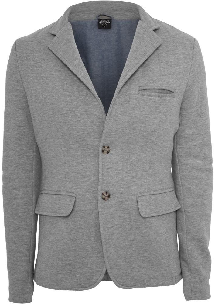 urban classics herren sweat blazer regular fit mit taschen. Black Bedroom Furniture Sets. Home Design Ideas