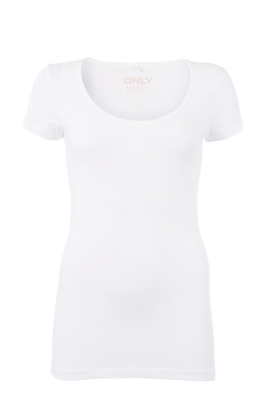 Only-Damen-Longshirt-LIVE-LOVE-LONG-O-NECK-SS-TOP-neu