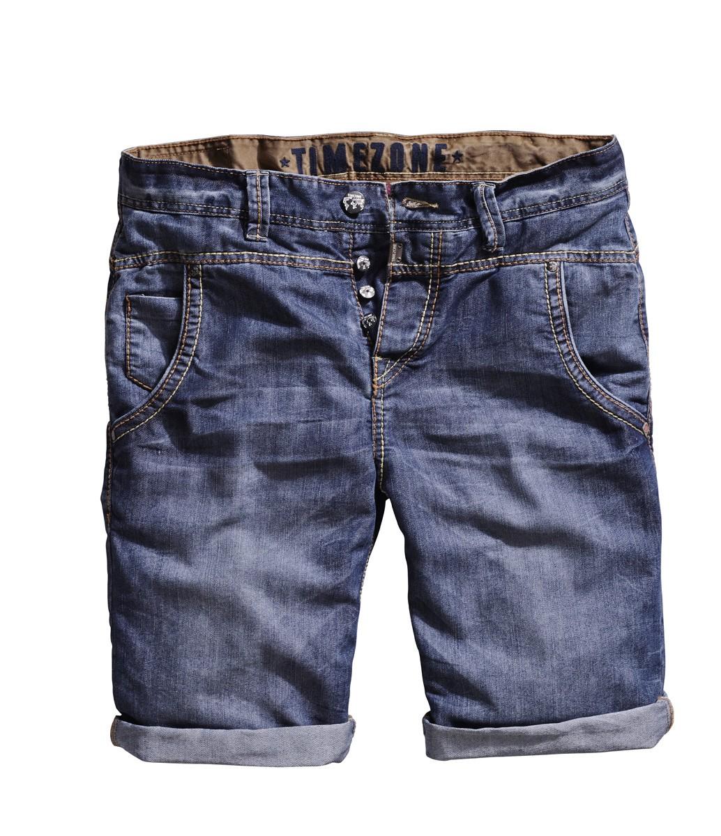 timezone herren jeans short stuad tz 25 5088 3212 3629. Black Bedroom Furniture Sets. Home Design Ideas