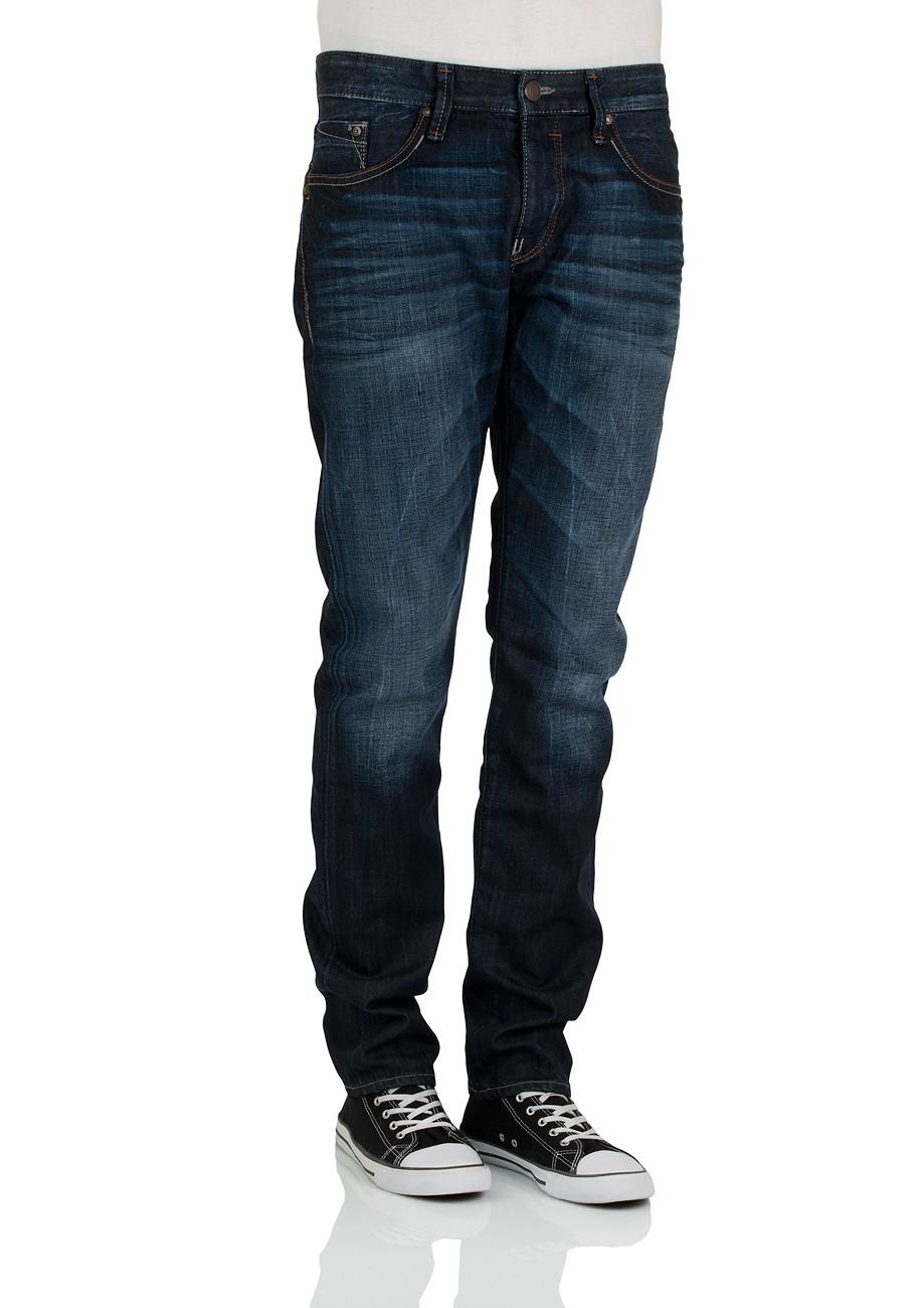 mavi herren jeans yves 0024311076 slim fit indigo coated princeton neu ebay. Black Bedroom Furniture Sets. Home Design Ideas