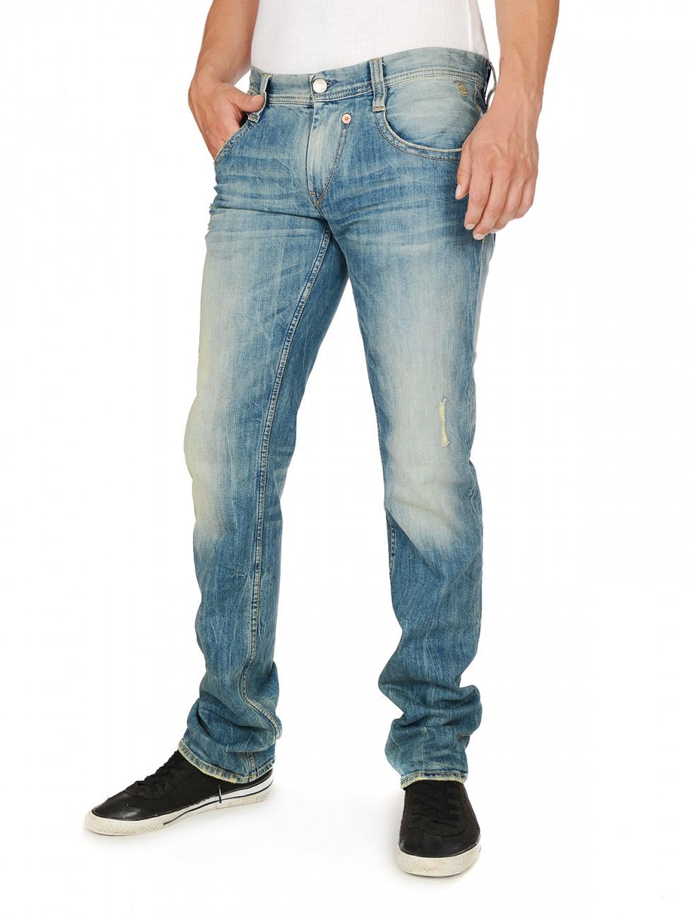 herrlicher herren jeans tark 5058 d9900 020 straight leg. Black Bedroom Furniture Sets. Home Design Ideas