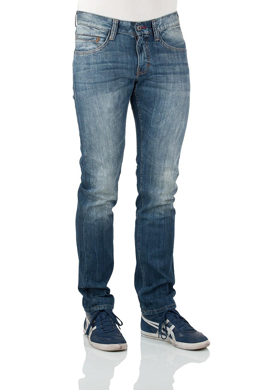 mustang herren jeans oregon tapered 3116 5107 535 slim fit strong bleach neu. Black Bedroom Furniture Sets. Home Design Ideas