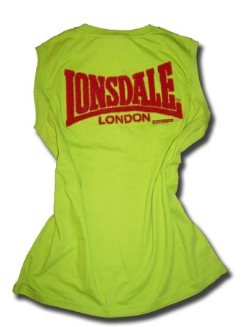 "LONSDALE LONDON Muskel-Shirt ""CSD8"" grün"
