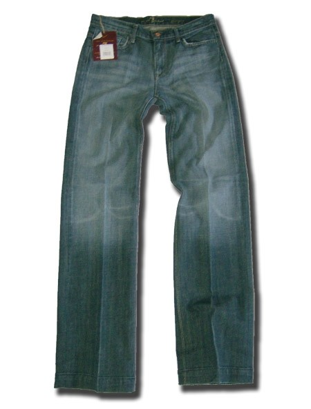 "7 for all mankind  Jeans ""Ginger"" used Optik"