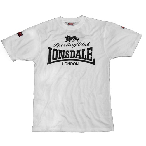 Lonsdale London T-Shirt Sporting Club