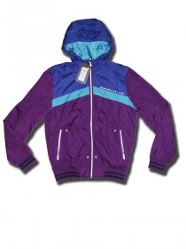 Jack & Jones Jacke Willy Nylon bad purple