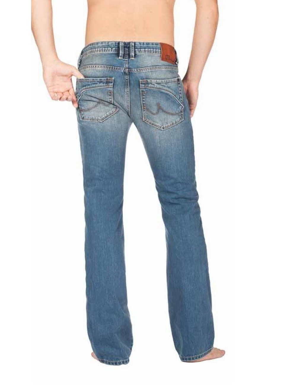 ltb herren jeans roden bootcut powder aged kaufen jeans direct de. Black Bedroom Furniture Sets. Home Design Ideas