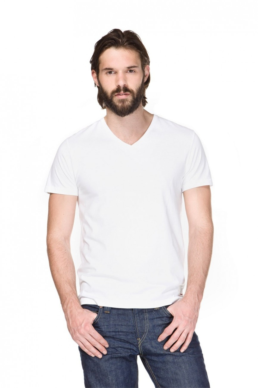 Levis® Herren V-Neck T-Shirt - 2er Pack