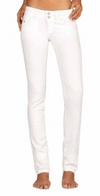 LTB Damen Jeans Molly 5065-100 Super Slim white