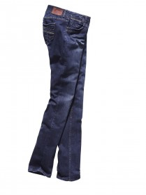 Timezone Damen Jeans Tamika - Slim Fit - Night Wash