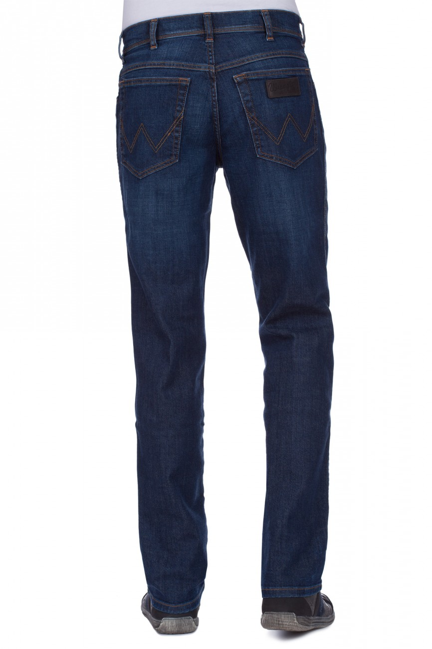 Wrangler Jeans Texas Stretch Regular - Night Break