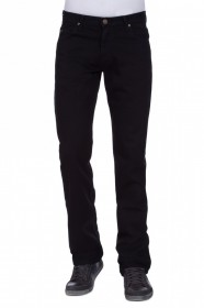 Lee Herren Jeans Brooklyn - Regular Fit - Black Washed