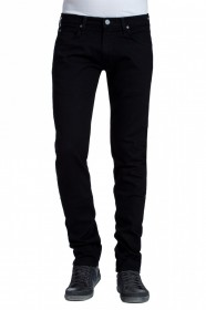Bild 1 - Lee Herren Jeans Luke - Slim Tapered - Clean Black