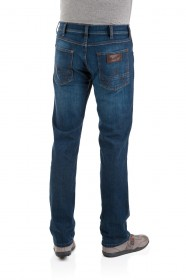 Wrangler Herren Jeans Ace Zipfly - Regular Fit - Night Break