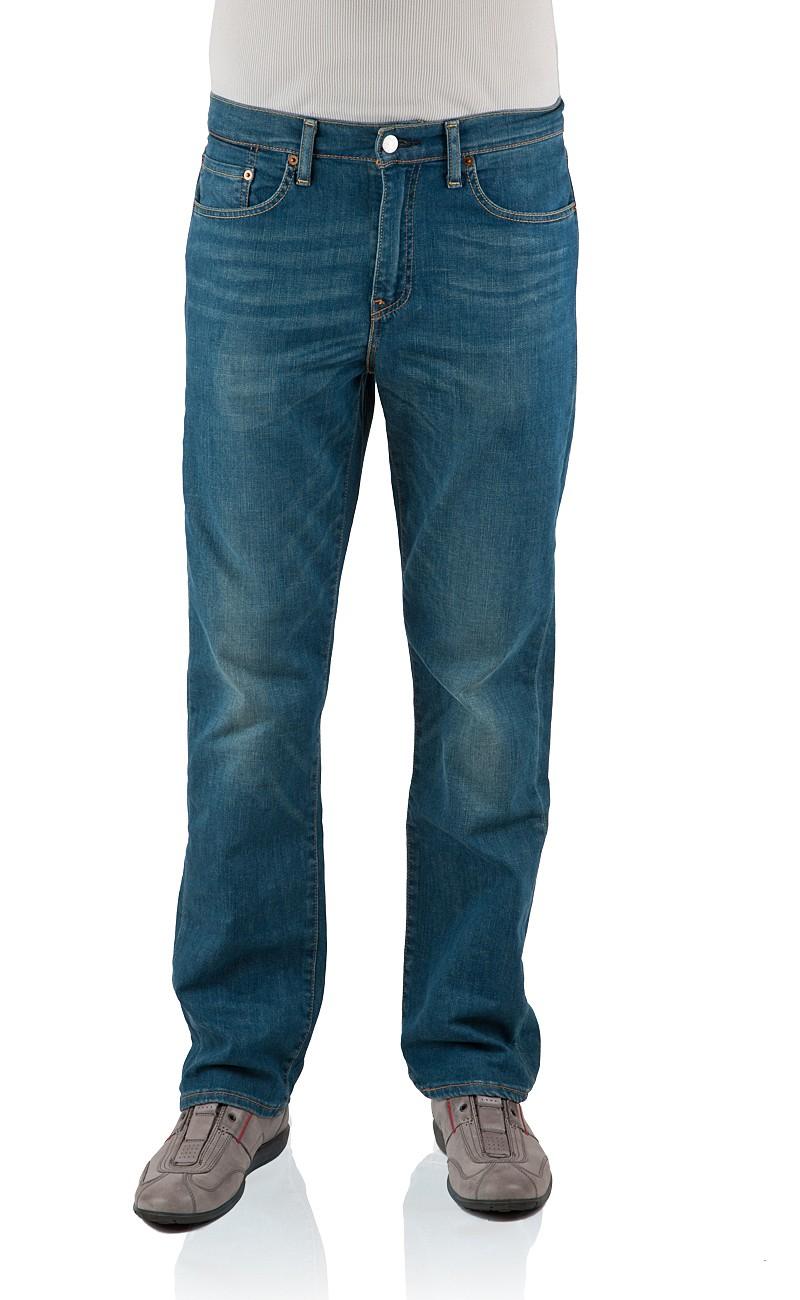Levis® Herren Jeans 751®-0083 Regular Fit glass...