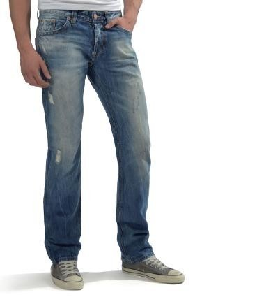 LTB Herren Jeans Hollywood - Straight Fit - Dakota Wash