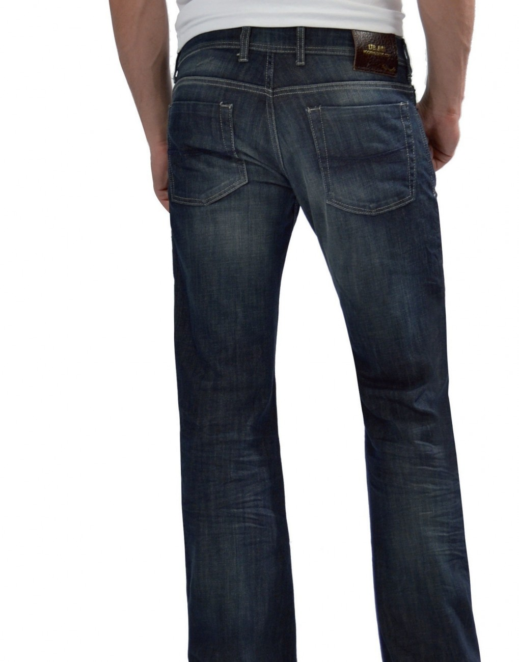 LTB Herren Jeans Tinman - Bootcut - 2 Years Wash