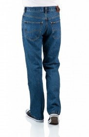 Bild 2 - Lee Herren Jeans Brooklyn - Regular Fit - Stonewash
