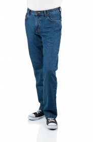 Bild 1 - Lee Herren Jeans Brooklyn - Regular Fit - Stonewash