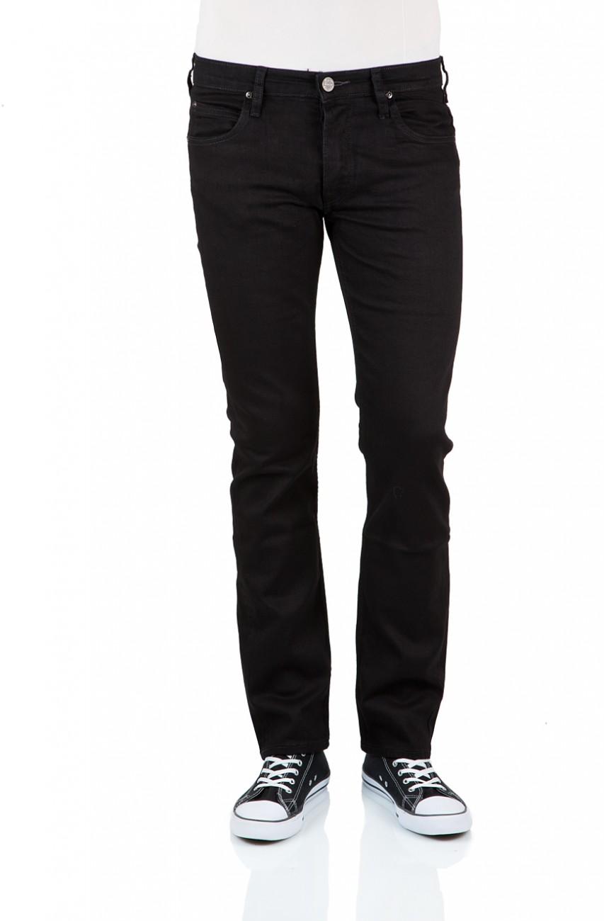 Lee Herren Jeans Powell - Slim Fit - Clean Black W 33 L 30, clean black (JBCS)