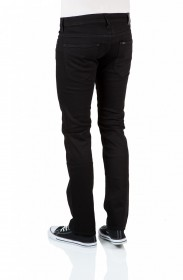 Lee Herren Jeans Powell - Slim Fit - Clean Black