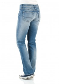 Bild 2 - Mustang Jeans Oregon - Straight Fit - Brushed Bleached