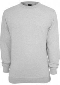 Urban Classics Herren Melange Crewneck - Regular Fit