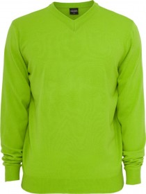 Bild 7 - Urban Classics Herren Sweatshirt Knitted V-Neck - Regular Fit