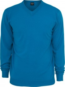 Bild 5 - Urban Classics Herren Sweatshirt Knitted V-Neck - Regular Fit