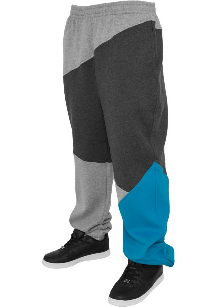 urban classics herren jogginghose zig zag sweatpants tb286. Black Bedroom Furniture Sets. Home Design Ideas